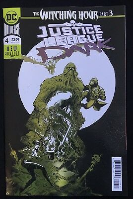 Justice League Dark #4 Foil (Witching Hour) Nm