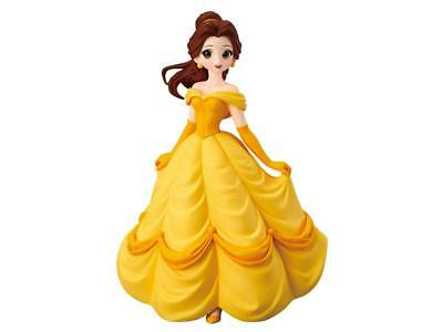 Disney Characters Crystalux - BELLE- Beauty and the Beast Banpresto Japan import