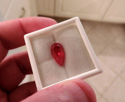 4.30ct Franklin Mine NJ Rhodonite. Breathtaking stone Cut By Me. Extremely Rare