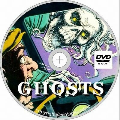 Ghosts Issues 1-112 on Dvd Silver Age