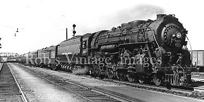 New York Central photo J3a 20th Limited  steam Locomotive  #5407 NYC Railroad