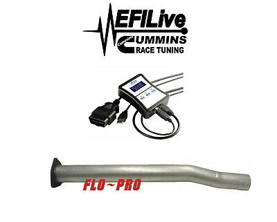 EFI Live Tuner 07-10 Dodge Ram Cab & Chassis 6.7L for Cummins DPF EGR Delete Kit