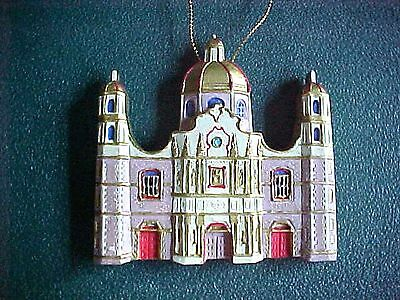 Cathedrals Of The World Christmas Ornament Basilica Of Guadalupe