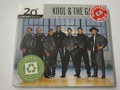 Kool & the Gang, 20th Century Masters Best Of Greatest Hits CD  Brand NEW SEALED