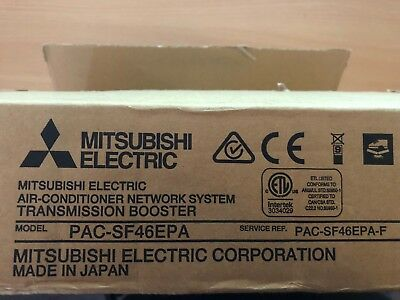 Mitsubishi Electric Air Conditioning PAC-SF46EPA MNET Network Booster