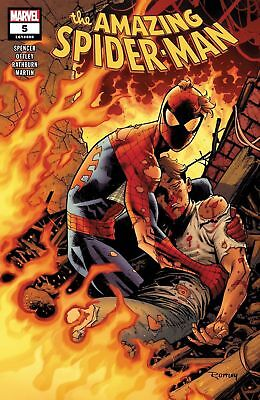 2018 Marvel the Amazing Spider-Man #5 Regular Cover NM or Better