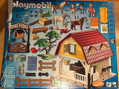 playmobil country reiterhof