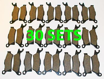 30 Sets 2012 Can-Am Outlander 1000 Front and Rear Brakes Brake Pads