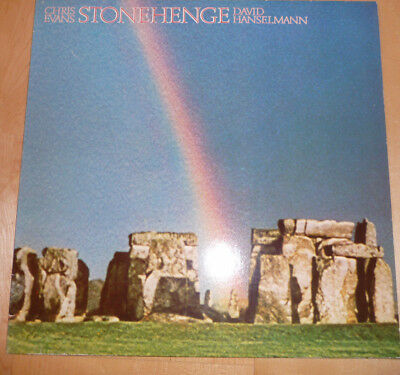 Stonehenge Chris Evans and David Hanselmann LP Vinyl