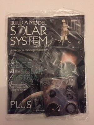 Build A Solar System Issue 43