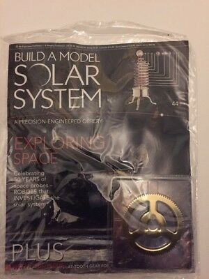 Build A Solar System Issue 44
