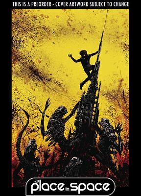 (Wk50) Aliens: Dust To Dust #4A - Preorder 12Th Dec