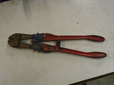 record bolt cutters