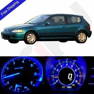 1995 civic si cluster