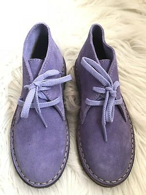 NIB J.Crew Crewcuts Girls' colored suede MacAlister boots K12 $98
