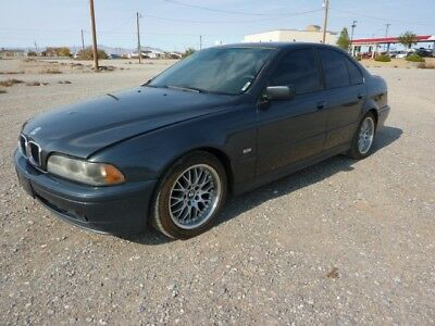 2001 BMW 5-Series  2001 BMW 5 SERIES 530I SPORTS SEDAN LOW MILES LOADED WITH OPTIONS VERY NICE CAR
