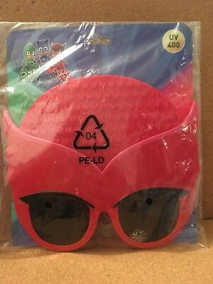 beb9b0fe5 PJ Masks Owlette Sunglasses Childrens UV 400 Protection Character Role Play