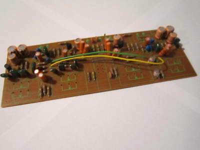 Pioneer SX-1250 SX-1050   Tone Amp Control Board (Only)   AWG-041