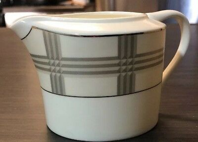 Ralph Lauren Glen Plaid Creamer NWOB Msrp $ 107