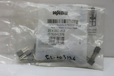 25-Pack Wago 280-402 Terminal Jumper (Busbar) for 280 Series Terminal Blocks