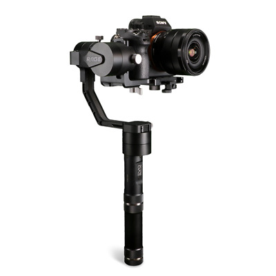 EVO Rage Gen2 3 Axis Gimbal WITH REMOTE CONTROL for DSLR & Mirrorless Cameras