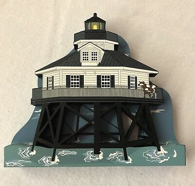 Shelia's Collectibles 1998 Middle Bay Lighthouse, Mobile Alabama