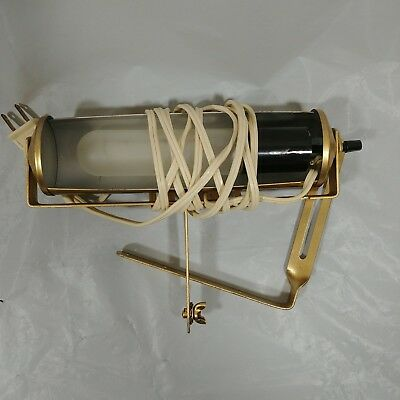 Vintage Mid Century Modern lamp Wall Display Headboard Picture Lamp 1950's
