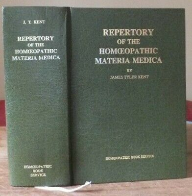 Repertory of the Homoeopathic ... by Danciger, Elizabeth  Leather / fine binding