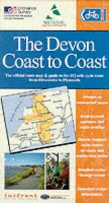 Devon Coast to Coast: The Official Rouite Map and Guide to... Other printed item