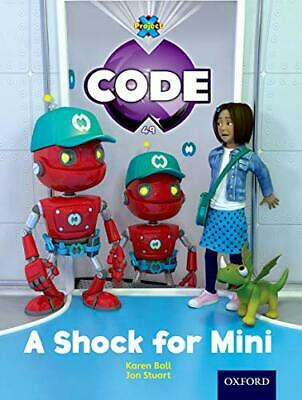 Project X Code: Marvel A Shock for Mini by Joyce, Marilyn Book The Cheap Fast