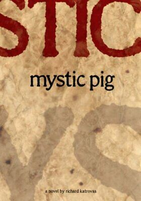 Mystic Pig by Katrovas, Richard Paperback Book The Cheap Fast Free Post