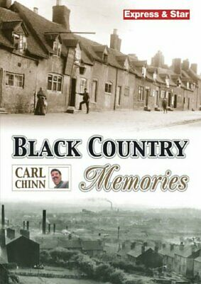 Black Country Memories by Chinn, Carl Paperback Book The Cheap Fast Free Post