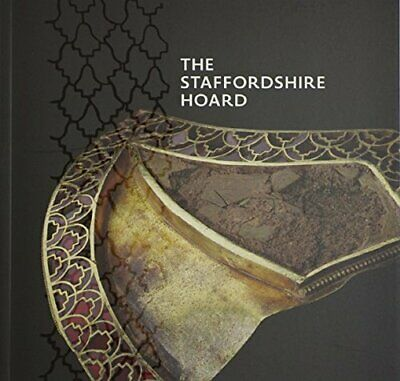 The Staffordshire Hoard by Symons, David Book The Cheap Fast Free Post