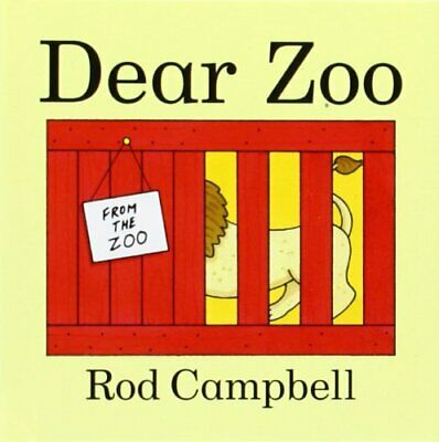 Dear Zoo Mini Edition by Campbell, Rod Book The Cheap Fast Free Post