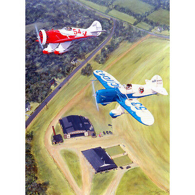Gee Bee Sportsters Signed/Numbered