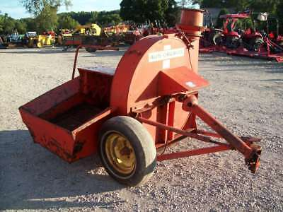 Very Nice Original Allis Chalmers Silage blower , Very Good Condition