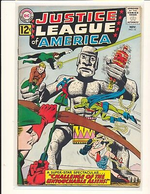 Justice League of America # 15 VG Cond.