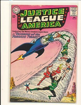 Justice League of America # 17 VG+ Cond.