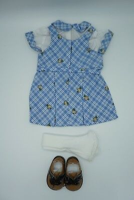 American Girl KIT School Outfit