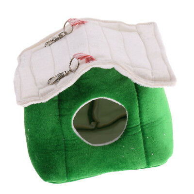 Small Pet Dwarf Hamster / Totoro / Gerbil / Ferret House Warm Sleep Nest