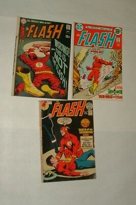 %  1960-70's Flash  Comic Book Collection K-7