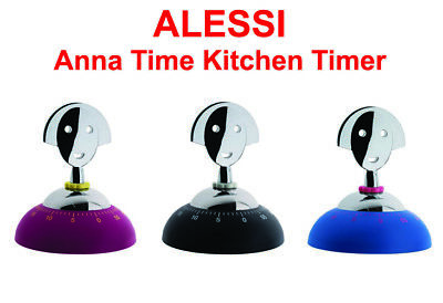 ALESSI Anna Time Kitchen Timer FREE DELIVERY