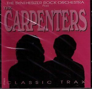 The Synthesizer Rock Orchestra Plays Greatest Hits Of The Carpenters CD Album