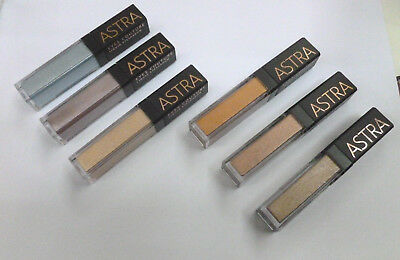 Astra Make Up Eyes Couture Liquid Eyeshadow 1 ombretto liquido vari colori nuovo