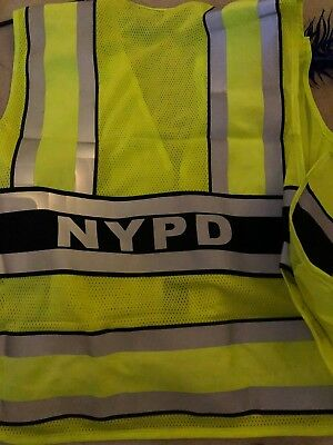 Nypd Police vest (collection Only)