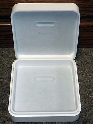 Original White Plastic BOX from 42mm Stainless Steel Apple Watch -Empty BOX ONLY
