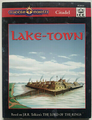 Lake-Town Citadel * MERS / merp / Rolemaster * ICE #2016