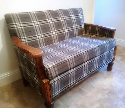 VINTAGE  SOFA  TWO SEAT Delivery Available