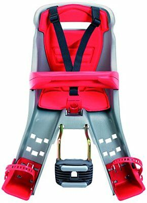Peg Perego Orion Grey/Red Front Mount Child Seat