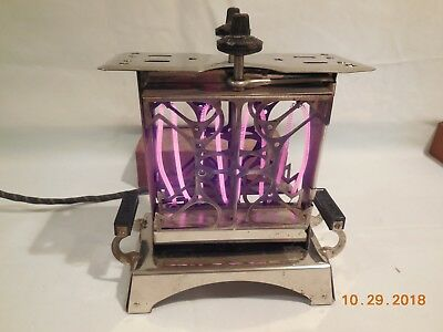 Rare Antique Star Electric Toaster ~ Fitzgerald Mfg ~ Model 75000 ~ Works